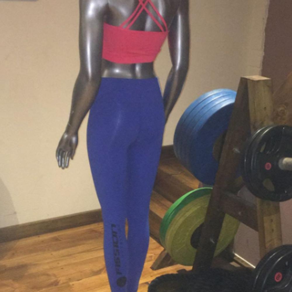 Total Gym Big W: Women's Fitness Leggings