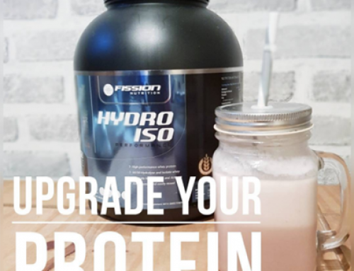 Hydro Iso – The science behind the shake